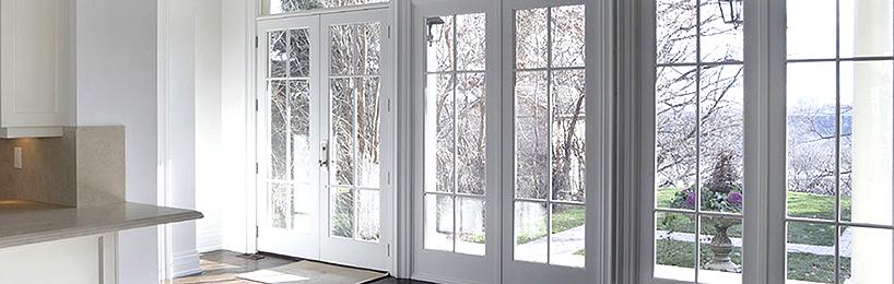 Окна и двери ПВХ: главные достоинства