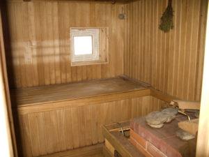 Окна для бани ПВХ