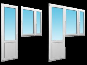 Балконный блок схема