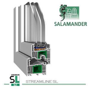 salamander profil