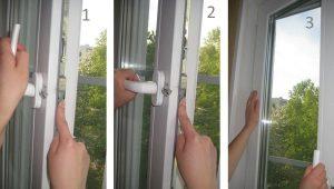 схема что делать если заклинило окно